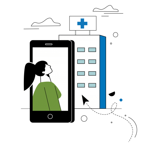 virtual visits in healthcare